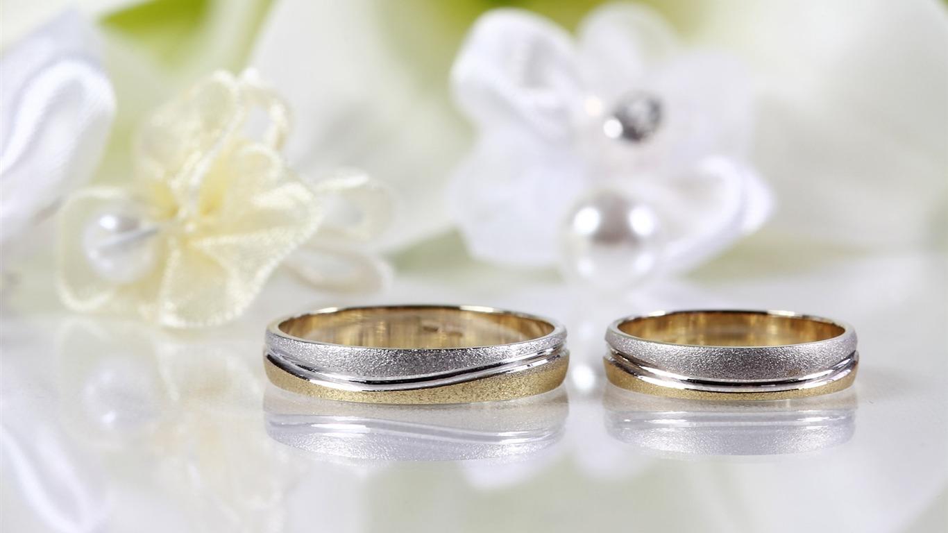 Beautiful Wedding Rings Macro Wallpaper Full HD 1 - Đăng ký kết hôn không có chứng minh thư được không?