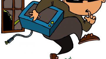 burglar 360x200 - Tội trộm cắp tài  sản