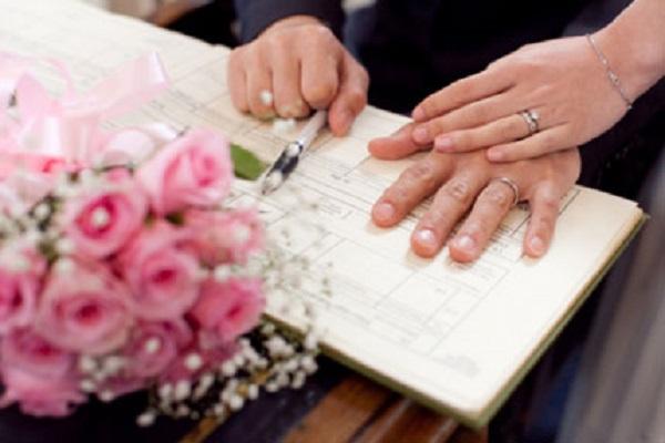 dang ky ket hon - Không có Sổ Hộ khẩu đăng ký kết hôn được không?